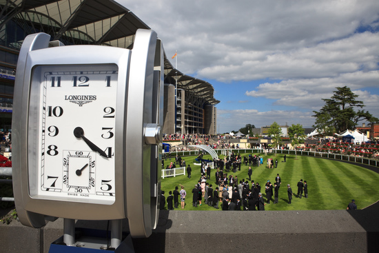 Longines Flat Racing Event: The Asian star Chi Ling Lin discovers the prestigious glamour of Royal Ascot 7