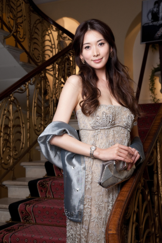 Longines Flat Racing Event: The Asian star Chi Ling Lin discovers the prestigious glamour of Royal Ascot 12