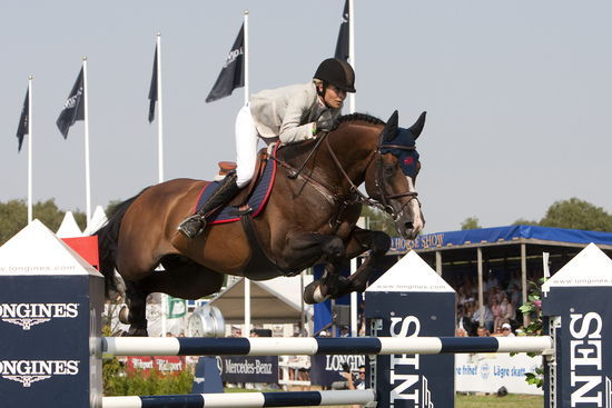Longines Show Jumping Event: Falsterbo Horse Show 2010 3