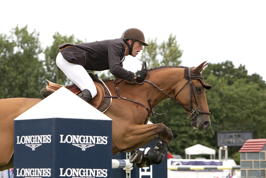 Longines Show Jumping Event: Longines Royal International Horse Show 2010 in Hickstead 5