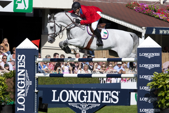 Longines Show Jumping Event: The winners of the 2010 Longines Press Award for Elegance 2