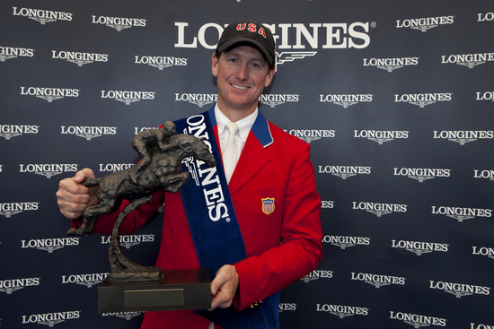 Longines Show Jumping Event: The winners of the 2010 Longines Press Award for Elegance 4