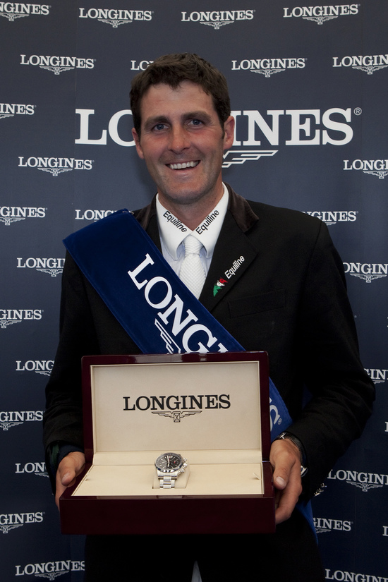Longines Show Jumping Event: The winners of the 2010 Longines Press Award for Elegance 6