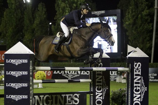 Longines Show Jumping Event: Billy Twomey, wins the Longines Grand Prix of the CSIO Barcelona 2010 3