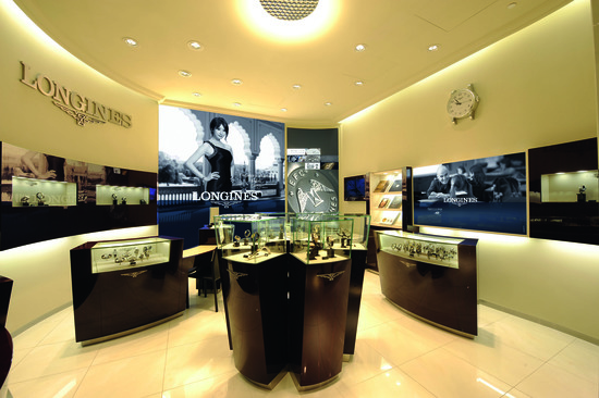 Longines Flat Racing Event: Longines Opens its 3rd Flagship Boutique and announces its new partnership with the Singapore Turf Club 10