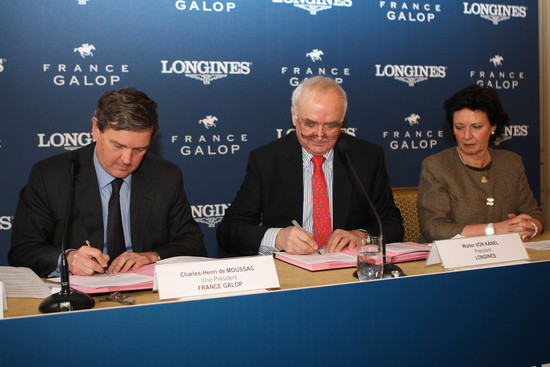 Longines Flat Racing Event: Longines and France Galop – A partnership of tradition and elegance 1