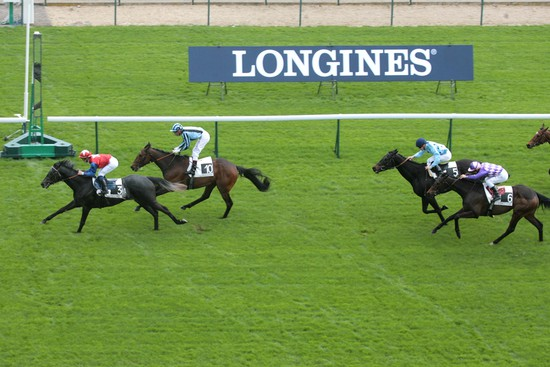 Longines Flat Racing Event: Longines and France Galop – A partnership of tradition and elegance 3