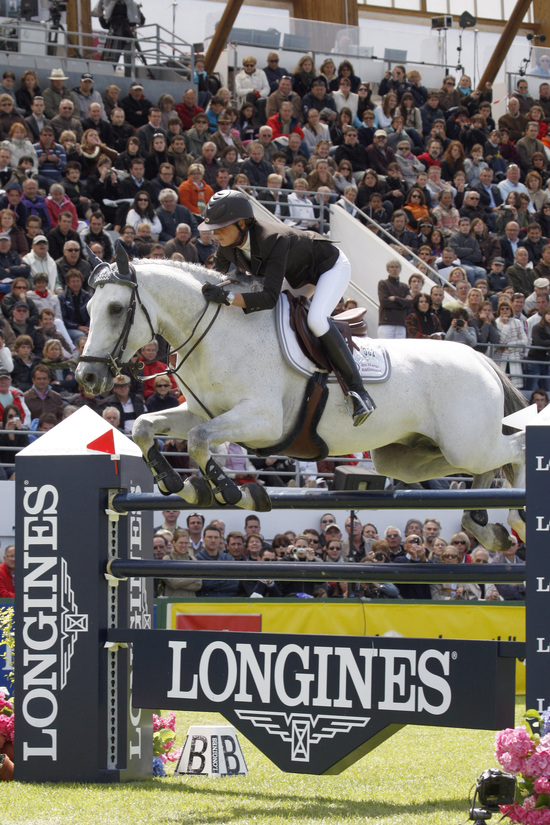 Longines Show Jumping Event: The Jumping International Officiel de France in La Baule 2