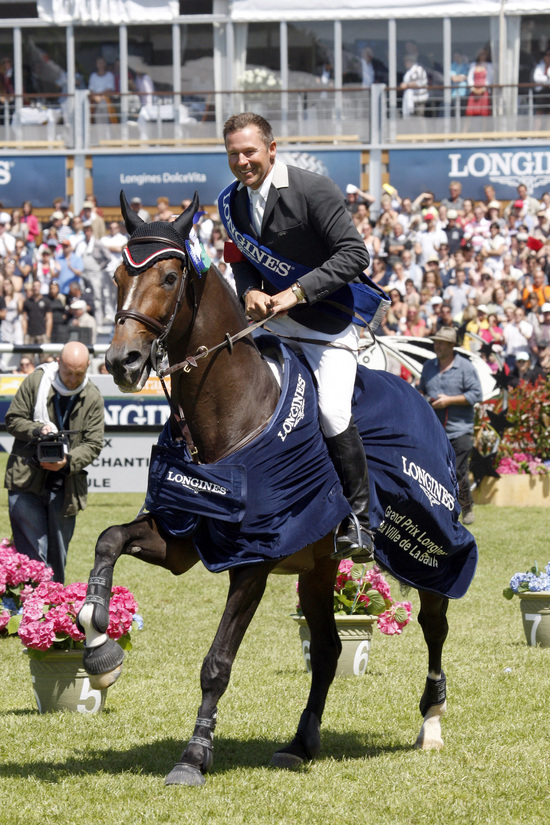 Longines Show Jumping Event: The Jumping International Officiel de France in La Baule 5