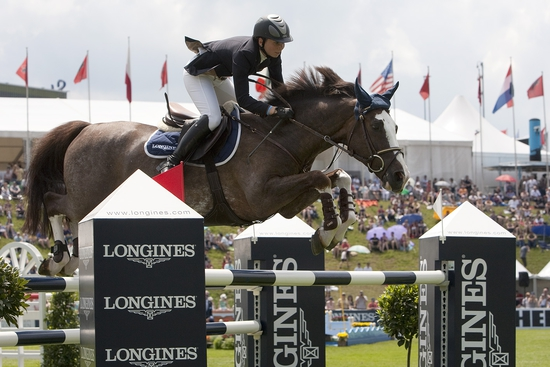Longines Show Jumping Event: Longines and equestrian sports: elegance and precision in the Bird's Nest 3