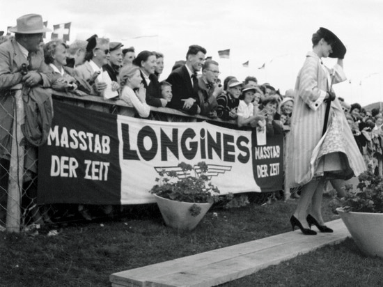 Longines Flat Racing Event: Longines and the Prix de Diane promoting the art of elegance 1