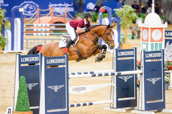 Longines Show Jumping Event:  Swiss Watch Brand Longines to partner with CHI AL SHAQAB 1