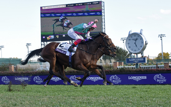 Longines Flat Racing Event: Longines to extend its partnership with the Breeders' Cup 1