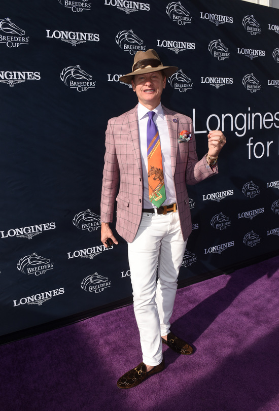 Longines Flat Racing Event: Longines proudly times 2018 Breeders' Cup World Championships in Louisville 1