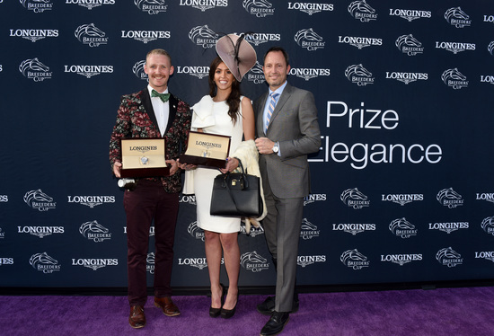 Longines Flat Racing Event: Longines proudly times 2018 Breeders' Cup World Championships in Louisville 3