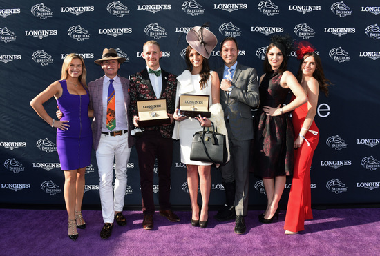 Longines Flat Racing Event: Longines proudly times 2018 Breeders' Cup World Championships in Louisville 6