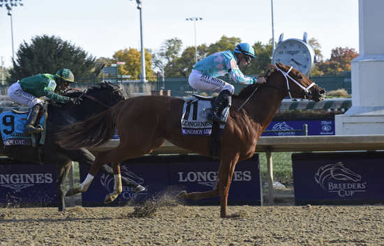 Longines Flat Racing Event: Longines proudly times 2018 Breeders' Cup World Championships in Louisville 4