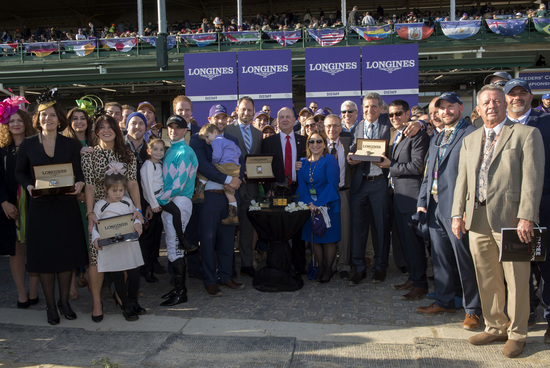 Longines Flat Racing Event: Longines proudly times 2018 Breeders' Cup World Championships in Louisville 9