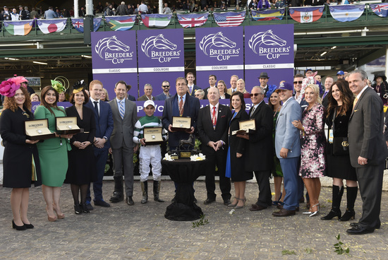 Longines Flat Racing Event: Longines proudly times 2018 Breeders' Cup World Championships in Louisville 2