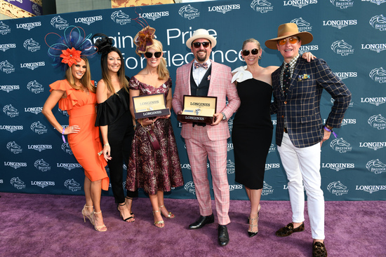 Longines Flat Racing Event: Longines timed the 36th Breeders' Cup World Championships 5
