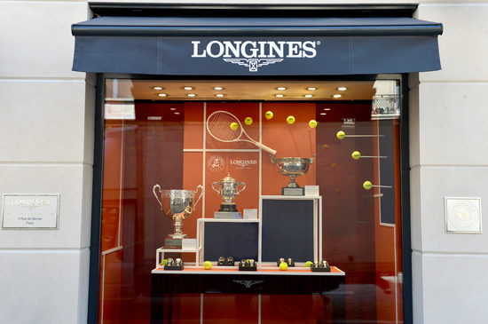 Longines Corporate Event: Longines officially inaugurates its first monobrand boutique in France in presence of Ambassador of Elegance Stefanie Graf 5