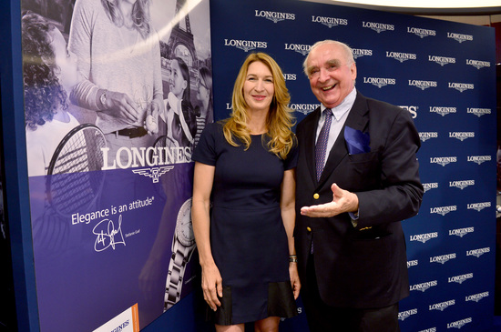 Longines Corporate Event: Longines officially inaugurates its first monobrand boutique in France in presence of Ambassador of Elegance Stefanie Graf 2
