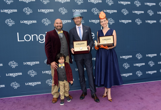 Longines Flat Racing Event: Swiss Watch Brand Longines Times 2017 Breeders' Cup World Championships at Del Mar 5