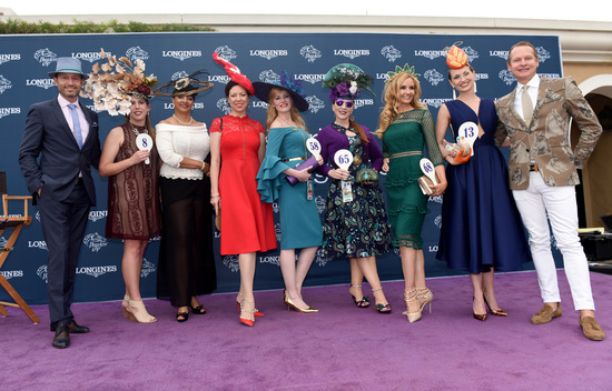 Longines Flat Racing Event: Swiss Watch Brand Longines Times 2017 Breeders' Cup World Championships at Del Mar 2