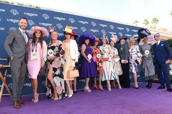 Longines Flat Racing Event: Swiss Watch Brand Longines Times 2017 Breeders' Cup World Championships at Del Mar 9