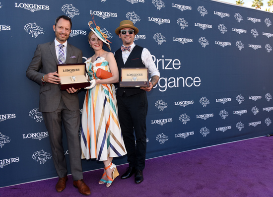 Longines Flat Racing Event: Swiss Watch Brand Longines Times 2017 Breeders' Cup World Championships at Del Mar 12