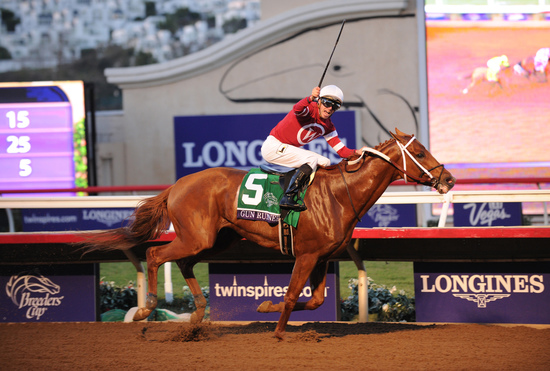 Longines Flat Racing Event: Swiss Watch Brand Longines Times 2017 Breeders' Cup World Championships at Del Mar 10