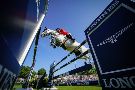 Longines Show Jumping Event: Europe's pre-eminent riders secured victories at the Longines FEI Jumping European Championship 2021   2