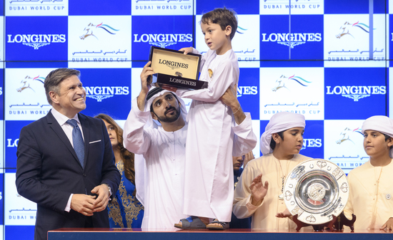 Longines Flat Racing Event: The Dubai World Cup:  Hawkbill steals the limelight in the Longines Dubai Sheema Classic race  10