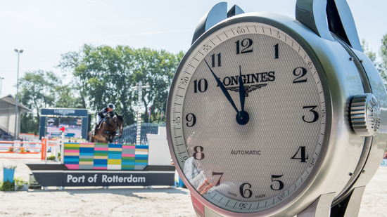 Longines Show Jumping Event: One week of captivating competitions and exceptional performances at the Longines FEI European Championships 2019 1
