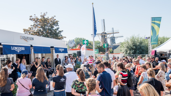 Longines Show Jumping Event: One week of captivating competitions and exceptional performances at the Longines FEI European Championships 2019 9