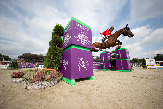 Longines Eventing Event: Team Germany claimed the 2019 Longines FEI Eventing European Championships crown in Luhmühlen 4