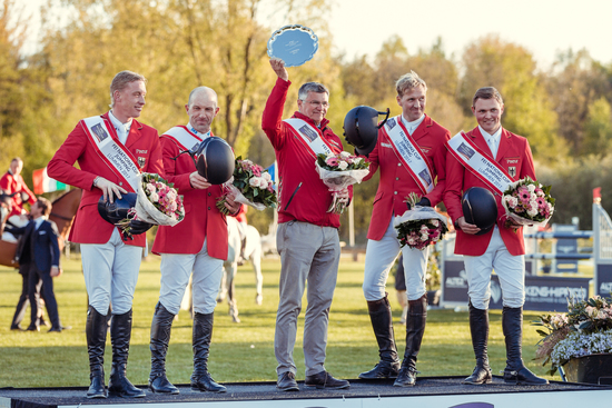 Longines Show Jumping Event: Team Germany captured 2017 Longines Spring Classic of Flanders 1