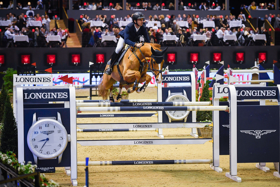 Longines Show Jumping Event: Four days of exciting competitions and exceptional performances for the Longines CSI Basel 2020 2