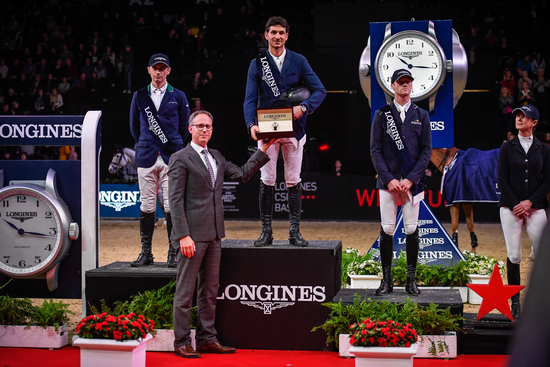Longines Show Jumping Event: Four days of exciting competitions and exceptional performances for the Longines CSI Basel 2020 4