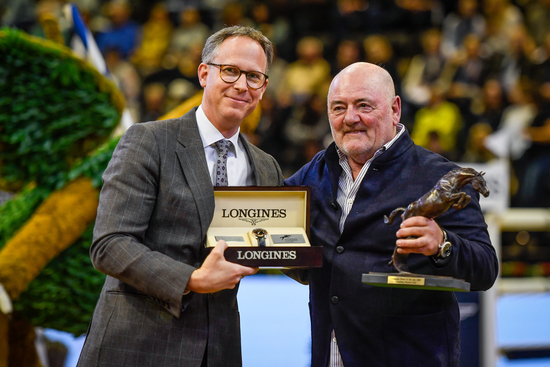 Longines Show Jumping Event: Four days of exciting competitions and exceptional performances for the Longines CSI Basel 2020 5