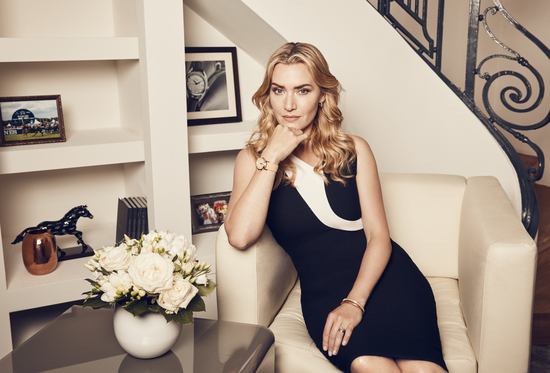 Longines Corporate Event: Kate Winslet launches the exclusive Flagship Heritage by Kate Winslet timepiece to be auctioned online 6