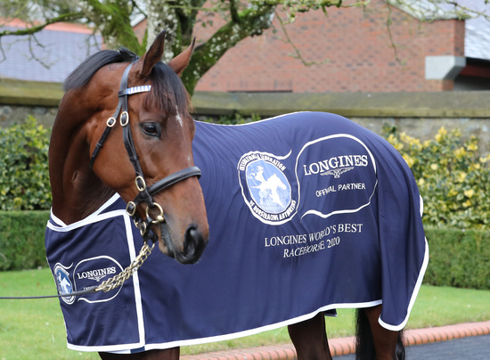 Longines Flat Racing Event: The Longines World Racing Awards honor the Best of the Best in 2020 3