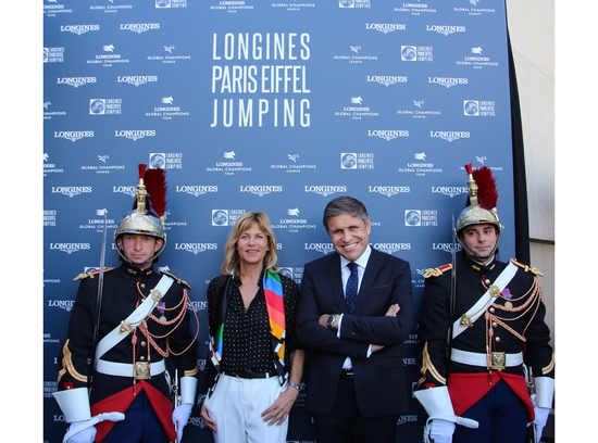 Longines Show Jumping Event: The Longines Paris Eiffel Jumping celebrates its fifth anniversary   2