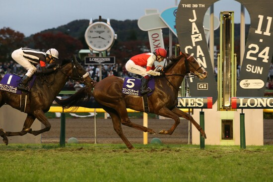 Longines Flat Racing Event: Suave Richard galloped to victory in the 2019 edition of the Japan Cup in association with Longines 1