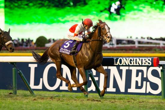 Longines Flat Racing Event: Suave Richard galloped to victory in the 2019 edition of the Japan Cup in association with Longines 3