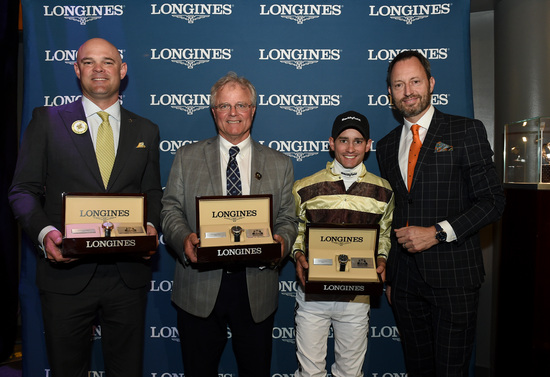 Longines Flat Racing Event: Longines Celebrates Country House's Kentucky Derby Victory 4