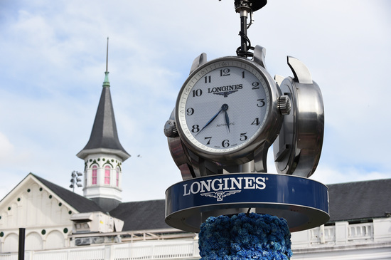 Longines Flat Racing Event: Longines Celebrates Country House's Kentucky Derby Victory 3