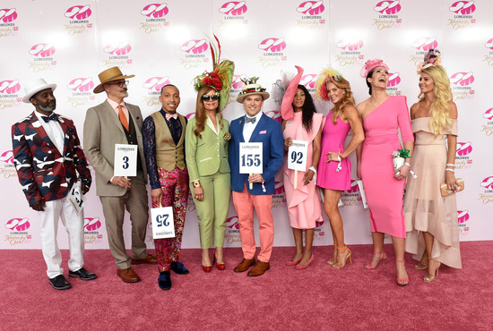 Longines Flat Racing Event: Longines Celebrates Country House's Kentucky Derby Victory 5