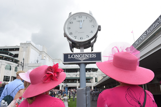 Longines Flat Racing Event: Longines Celebrates Country House's Kentucky Derby Victory 6