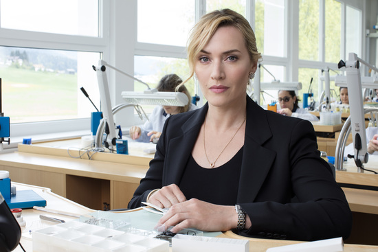 Longines Corporate Event: Longines honoured to welcome Ambassador of Elegance Kate Winslet to Saint-Imier  3